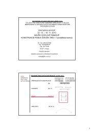 Prezentace 2 - rámy EC3