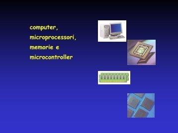 Sistemi di elaborazione: generalità - ITI Omar