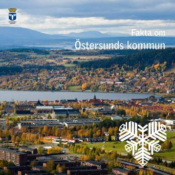 Fakta om Östersunds kommun