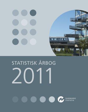 Statistisk Årbog 2011 - Danmarks Statistik