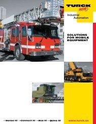 SOLUTIONS FOR MOBILE EQUIPMENT - Logic, Inc.