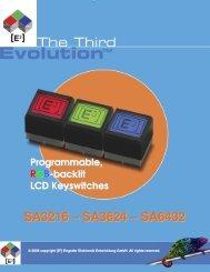 SA Technical Datasheet v2.1