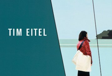 Tim Eitel – Aussicht/Outlook - Galerie EIGEN+ART