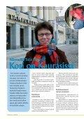 KAUPUNGIN TIEDOTUSLEHTI 1/2003 - Rauma - Page 4