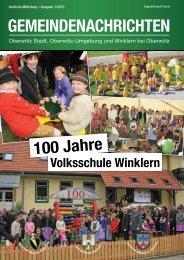 Gemeindenachrichten - Oberwölz