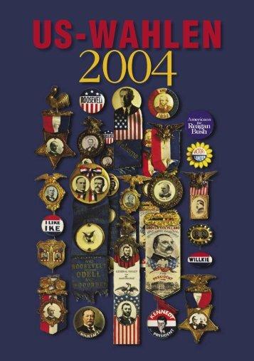 USINFO Journal: Wahlen 2004