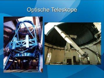 Optische Teleskope - ltg-fizica