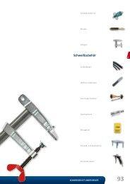 Schweißzubehör / Druckluftzubehör - Reiz GmbH