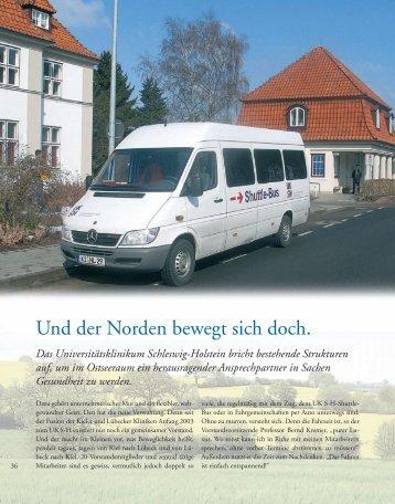 Und der Norden bewegt sich doch. - Zukunft Lübeck
