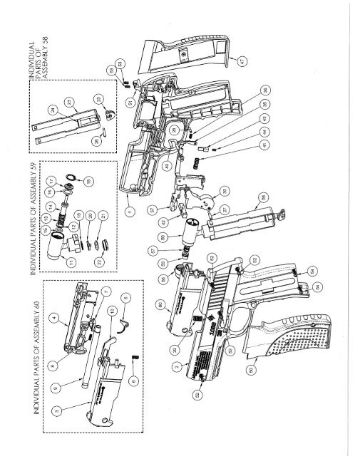 Parts List For 10