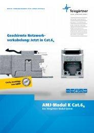 AMJ-Modul K Cat.6A - Sonepar