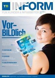 FÜR KUNDEN & MITARBEITER - TTI Personaldienstleistung GmbH
