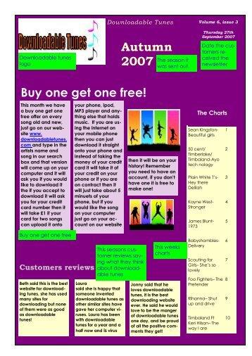 Example Newsletter - Macmillan Academy