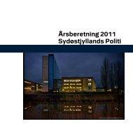 Årsberetning 2011 Sydøstjyllands Politi - Politiets