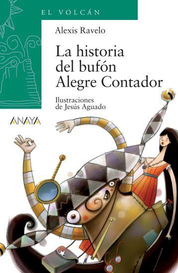 La historia del bufón Alegre Contador - Anaya Infantil y Juvenil