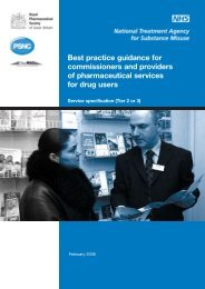 Best practice guidance for commissioners and providers of ...