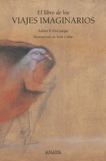 El libro de los viajes imaginarios - Anaya Infantil y Juvenil