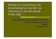 pnds 2006 - Epi2008