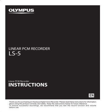Olympus ws 310m