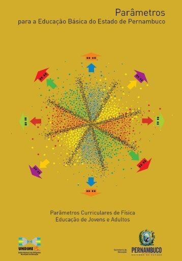Física (EJA) - Secretaria de Educação de Pernambuco