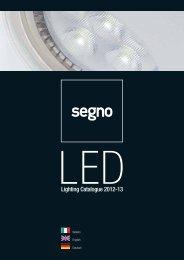 Lighting Catalogue 2012-13 - Segno