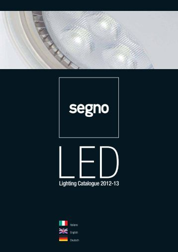 Lighting Catalogue 2012-13 - Segno