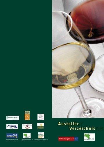 Götzis_Aussteller_09 [PDF/306.56kB] - Weinviertel DAC