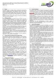 Abonnementsvilkår for Fullrate Medarbejderbredbånd [PDF]