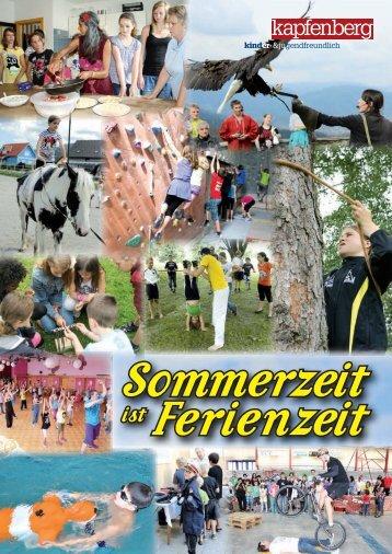 Datei herunterladen (3,49 MB) - .PDF - Stadtgemeinde Kapfenberg