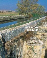 INFORMACIÓN FINANCIERA - Caja España