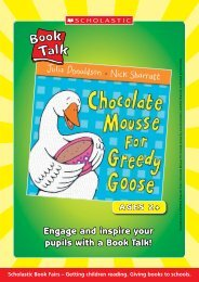 Chocolate Mousse For Greedy Goose - Scholastic