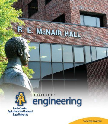 A&T Engineering - North Carolina A&T State University