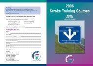 fife booklet - Chest Heart & Stroke Scotland