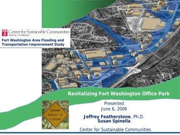 Revitalizing Fort Washington Office Park - Upper Dublin Township