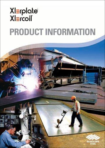 PRODUCT INFORMATION - BlueScope Steel