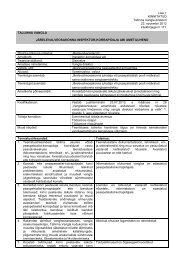 Järelevalveosakonna inspektor-korrapidaja abi ametijuhend