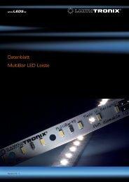 Datenblatt MultiBar 466 KiB - LEDS.de