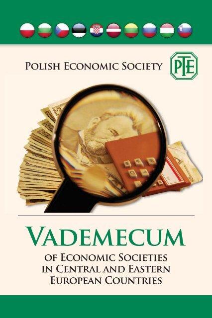 Vademecum - Polskie Towarzystwo Ekonomiczne