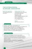 Vademecum - Polskie Towarzystwo Ekonomiczne - Page 6