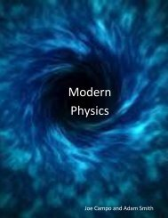 Modern Physics - the Scientia Review