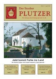 Ausgabe 2007/01 - Marktgemeinde Stoob