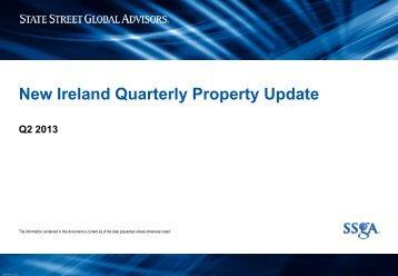 Q2, 2013 Property Update - New Ireland Assurance