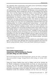 Kanonisierungsprozesse – Autorinnen und feministische Theorie ...