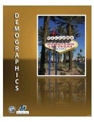 Demographics - City of Las Vegas