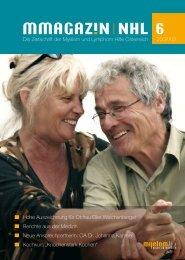 MMagazin 6, 2007/2 - Myelom Hilfe Österreich