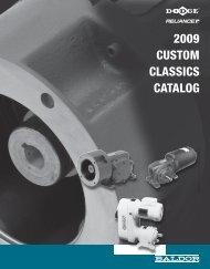 Custom Classics Catalog