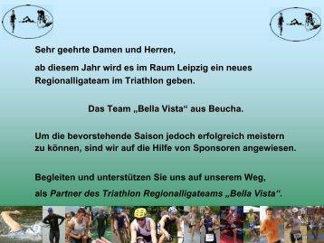Aufgaben - Beuchaer Triathlon Day