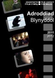 Adolygiad Blynyddol 2011 - Film Agency for Wales