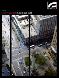 Videotec Catalog (6 MB-PDF file) - Bock Optronics