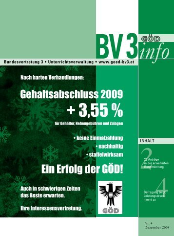 + 3,55 % - Schule.at